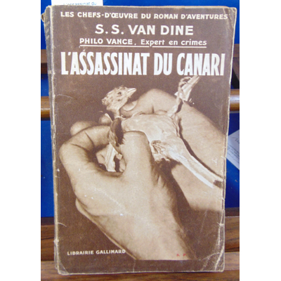 Dine S. S.S : L'assassinat du canari...