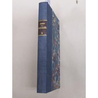 Cicéron (Auteur : discours. tome IV (4) seconde action contre Verrès, Livre troisième : le froment. texte trad