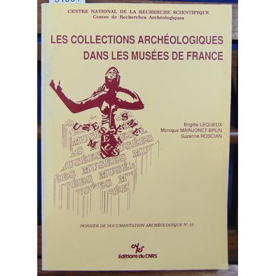 Lequeux  : Collections archéologiques dans les musées de France...