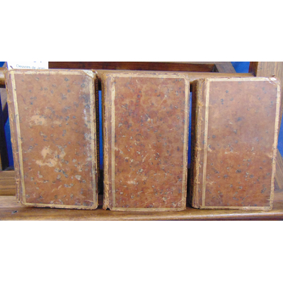 : Oeuvres de Jean Racine 1782 (complet des 3 volumes)...