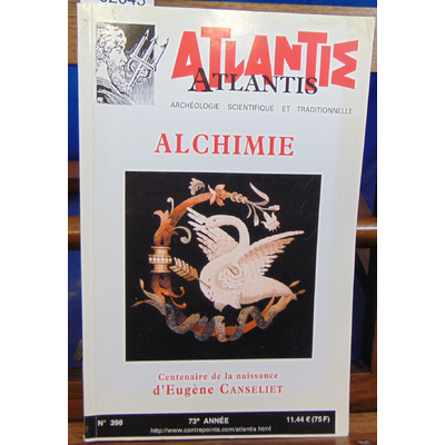 collectif  : Atlantis N° 398 Eugene Canselet...