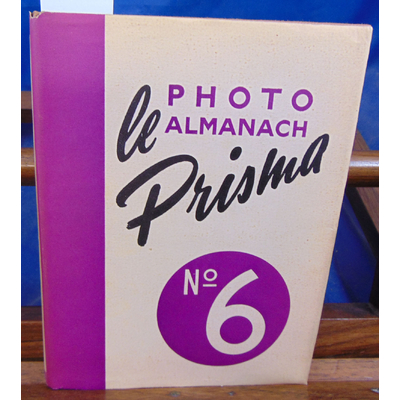 Collectif  : Photo almanach prisma 6...