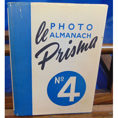 Collectif  : Photo almanach prisma 4...