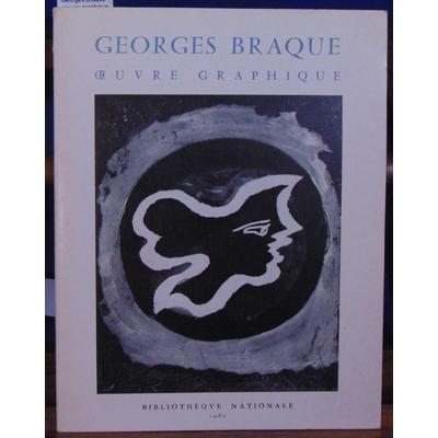 : Georges Braque oeuvre graphique...