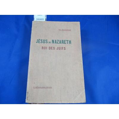 SALVAGNIAC TH : Jésus de Nazareth roi des juifs...