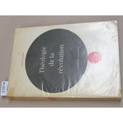 Comblin (Joseph : Théologie de la pratique révolutionnaire...