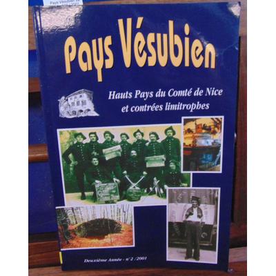 collectif  : Pays Vésubien 2e année N°2 / 2001...