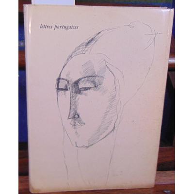 Alcoforado  : Lettres portugaises.lettres de Marianna Alcoforado Dessins de Modigliani...