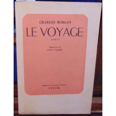 Morgan Charles : Le voyage...