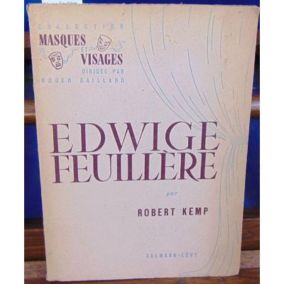 Kemp Robert : Edwige Feuillère...