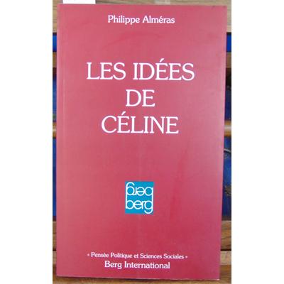 Alméras Philippe : Les idées de Céline...