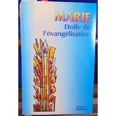 Consuelo  : Marie : Etoile de l'évangélisation...