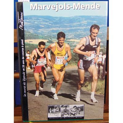 Tamini Noel : marvejols-mende. La course de légende et 25 ans de course à pied...