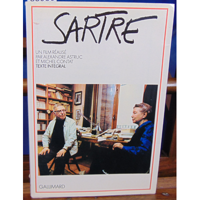 Astruc  : Sartre un film réalisé par Alexandre Astruc et Michel Contat. Texte intégral...