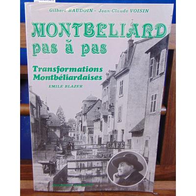 Blazer emile : Montbeliard pas à pas...