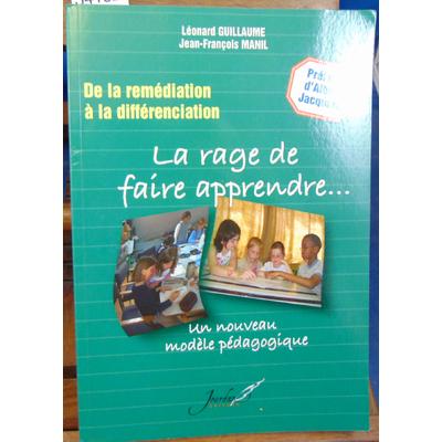 Guillaume Léonard : La rage de faire apprendre...