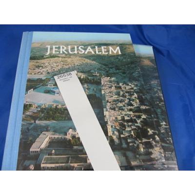 ronnen : Jérusalem, cité biblique...