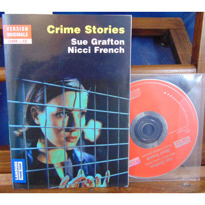 Grafton  : Crime Stories (1CD audio )...