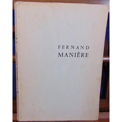 Anciens éclaireurs  : Fernand Manière (scoutisme)...