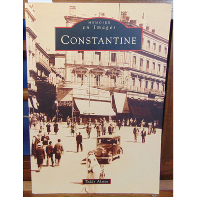 Teddy Alzieu : Constantine...