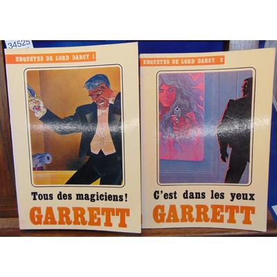 Garrett  : Enquete de Lord Darcy Tous des magiciens ! C'est dans les yeux...