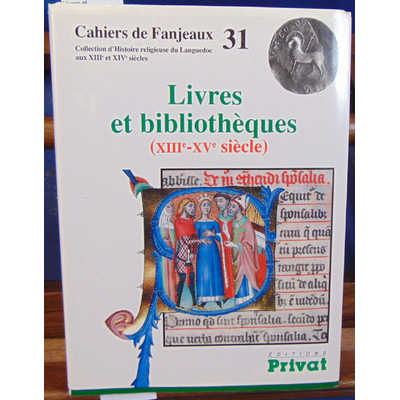 Vicaire Marie-Humbert : Livres et bibliothèques (XIIIe-XVe siècle)...