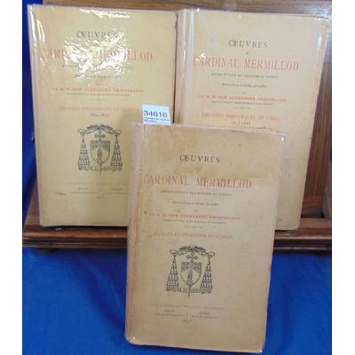 : Oeuvres du cardinal Mermillod...