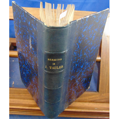 : Sermons de Jean Tauler. Tome 1...