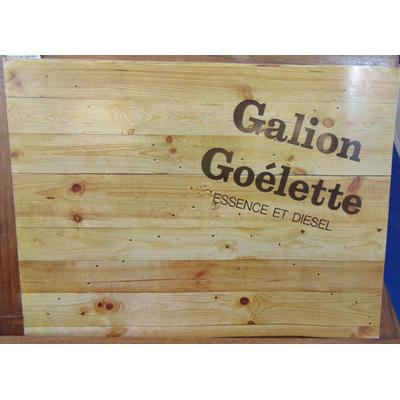 : Brochure camion renault Galion Goélette...