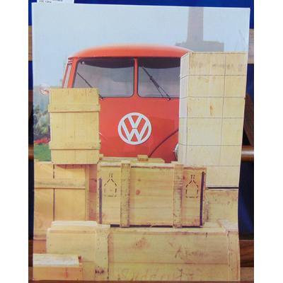 : Brochure utilitaire VW 1964...