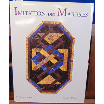 Guegan Yannick : Imitation des Marbres...