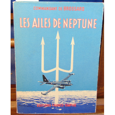 Brossard  : Les ailes de Neptune...