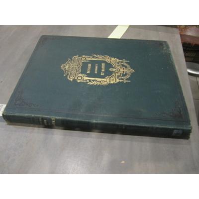 Charles Blanc : Paysages animaux et marines. Album  contenant 33 livraisons  De L'Histoire Des Peintres de tou