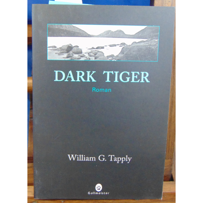 Tapply  : Dark tiger...