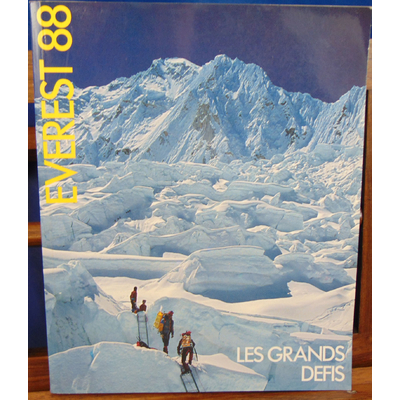Poissonnier  : Everest 88, Les grands défis...