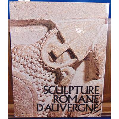 Swiechowski Zygmunt : sculpture romane d'auvergne...