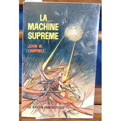 Campbell  : La machine supreme...