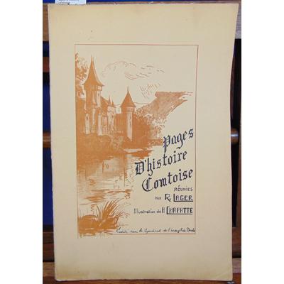 Lager  : Pages d'histoire Comtoise...