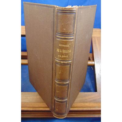 Baux Jules : Histoire de l'église de Brou. 2eme édition augmentée...
