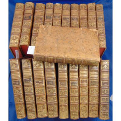 Collectif  : Histoire universelle depuis le commencement du monde. 20 volumes...