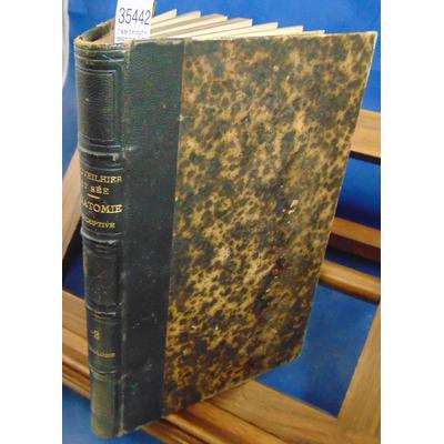 Cruveilhier  : Traité d'anatomie descriptive. Tome 3 1ere partie : Angeilogie...