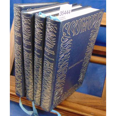 Durrel Lawrence : Le quatuor d'Alexandrie; 4 volumes...
