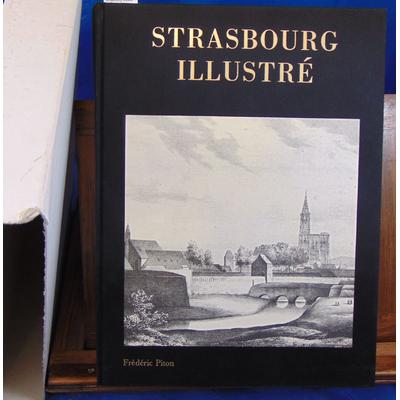 Piton  : Strasbourg illustré ou Panorama pittoresque, historique et statistique: Promenades dans la ville...