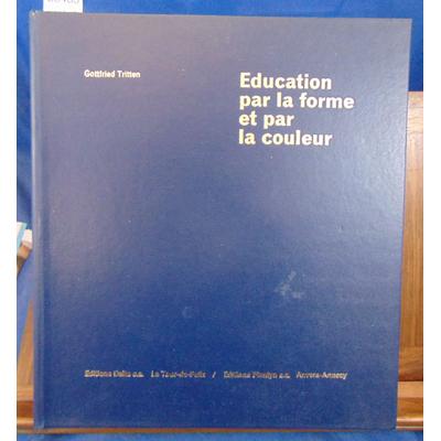 Tritten  : Education par la forme et la couleur...