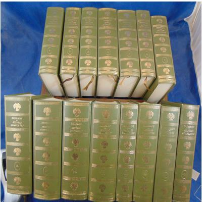 Diderot Denis : Oeuvres complètes. 15 volumes, club Français du livre...