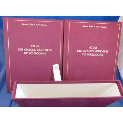 Pitiot Sylvain : Atlas des vignobles de Bourgogne...