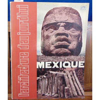 : Architecture d'aujourd'hui  1963 n°109  Mexique...