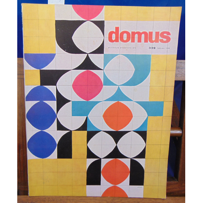 Collectif  : Domus, N°339 1958...
