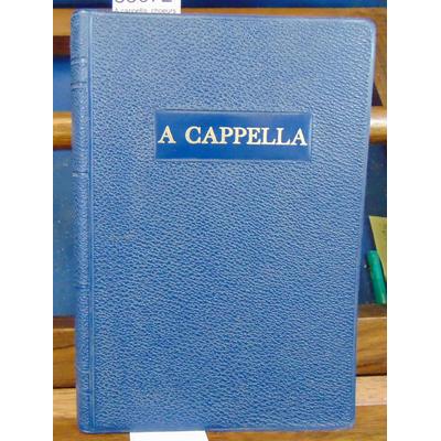 Boller  : A cappella, choeurs mixtes et chansons populaires...