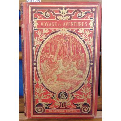 Audebrand  : Voyage et aventures autour du monde de Robert Kergorieu...